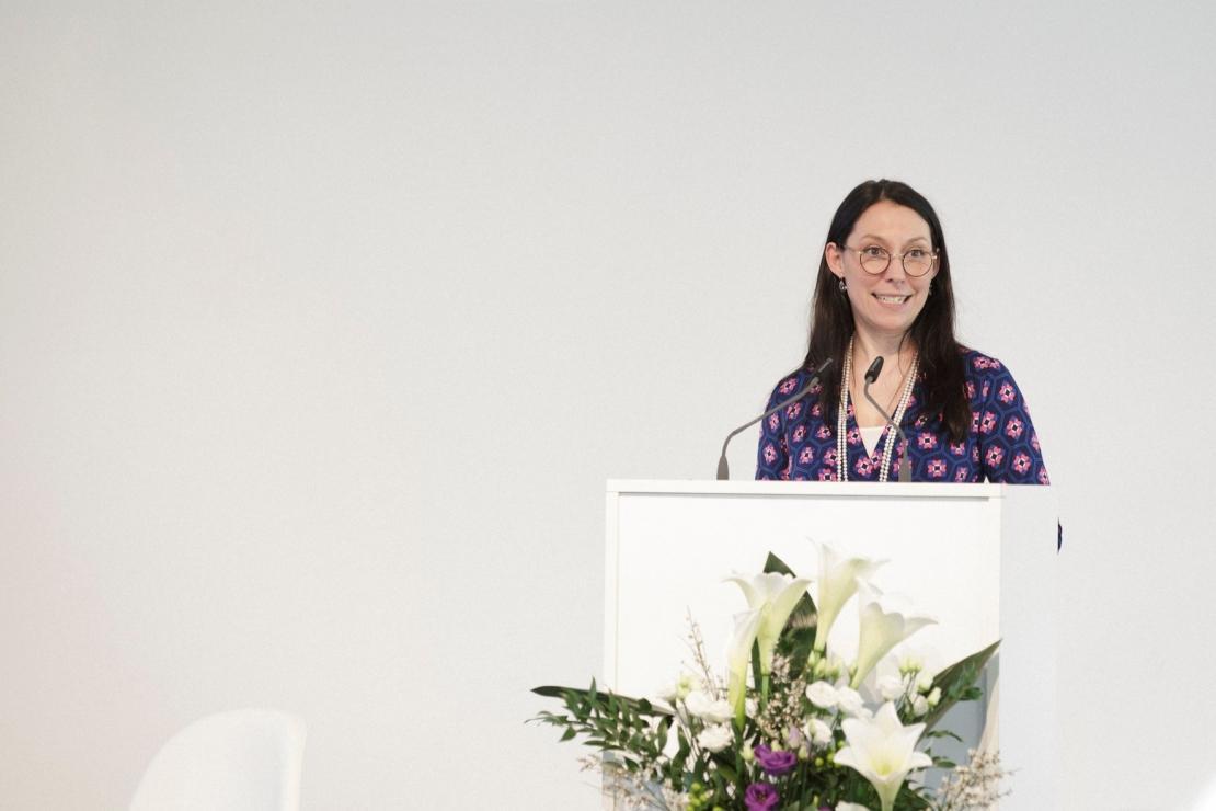 """""""Wertevermittlung muss an relevante Fragestellungen des täglichen Lebens gekoppelt sein"""" – Eröffnungsrede von Dr. Nathalie von Siemens, Vorstand der Siemens Stiftung"""